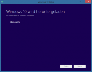 Windows 10 Upgradetool