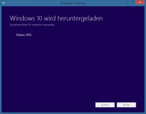 Windows 10 Upgradetool